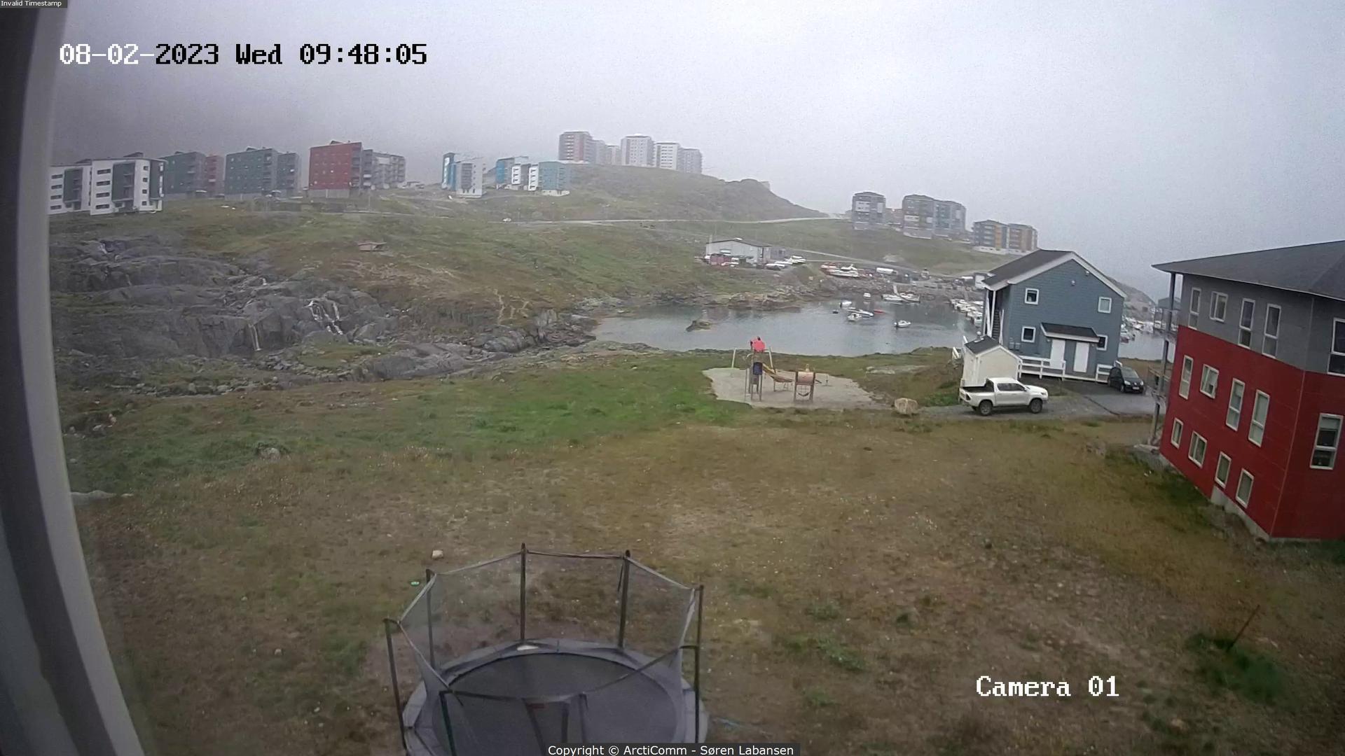 Webcam Nuuk: Pupik
