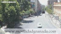 Granada: Av. de Madrid - El día