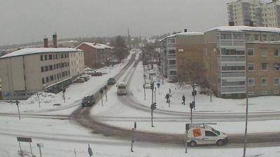 Webcam Skellefteå: Lasarettsvägen