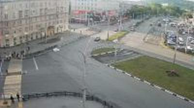 Новокузнецк: Привокзальная площадь