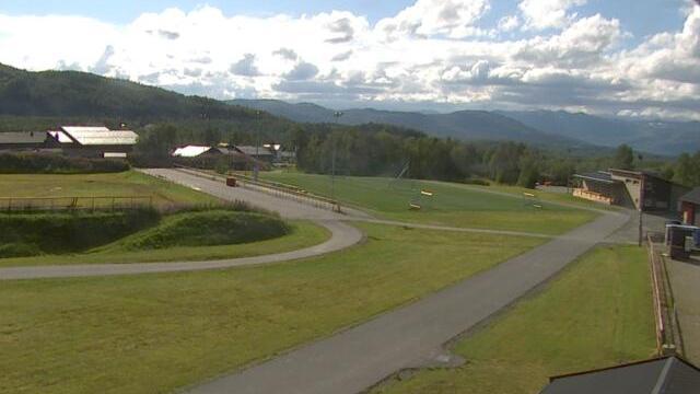 Webcam Elvebakken: Kaiskuru Skistadion, Alta