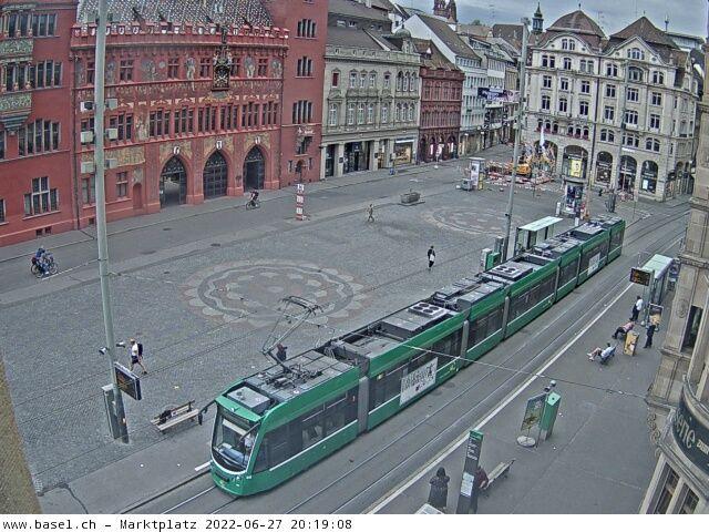 Basel: Marktplatz