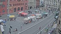 Basel: Marktplatz - El día