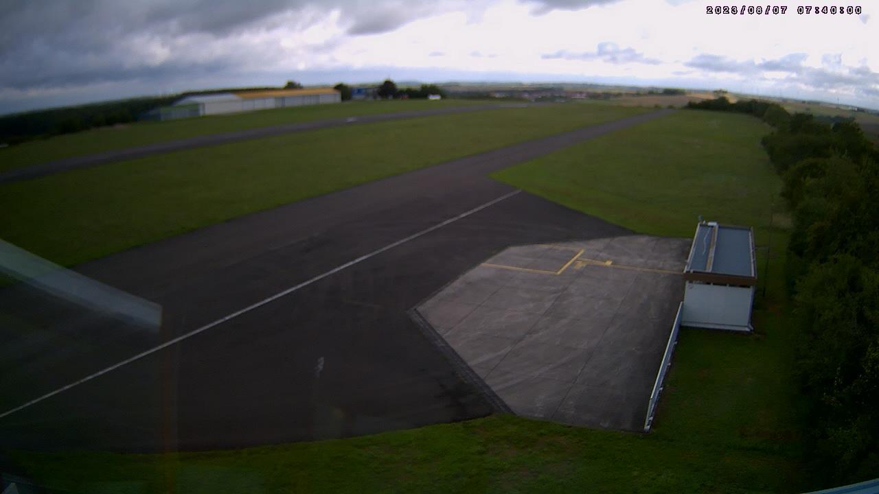 Webkamera Pirmasens: Flugplatz − Richtung