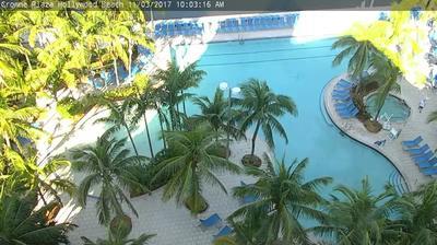 Webcam Crowne Plaza Hollywood Beach Hotel: Crowne Plaza°