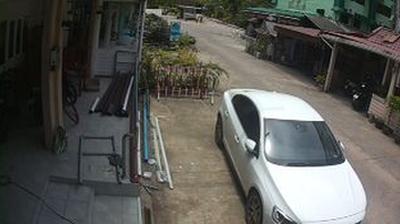 Tageslicht webcam ansicht von Phuket › East: Karon Welcome Inn Karon street cam