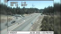 Federal Way: I- at MP .: SR  Interchange, W - Day time