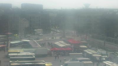 Vue webcam de jour à partir de Sint Niklaas › South East: Grote Markt