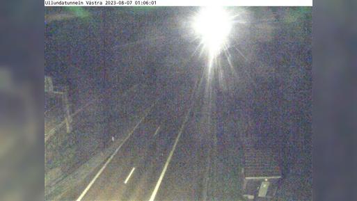 Webcam Enögla: Ullundatunneln väst