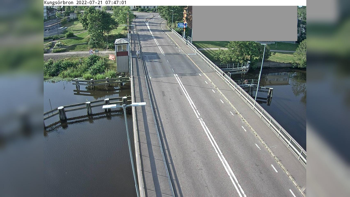 Webcam Kungsör: Kungsörsbron