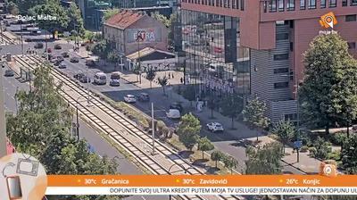 Tageslicht webcam ansicht von Sarajevo