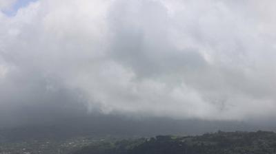 Vue webcam de jour à partir de Basse Terre › North East: La Soufriere Volcano