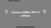 North Cheam: Archway Rd - Causton Rd - Actuales