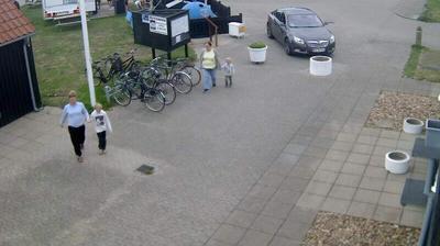 Daylight webcam view from Spodsbjerg: Spodsbjerg Havn