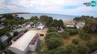 Palit: Rab, Banjol panorama - Overdag
