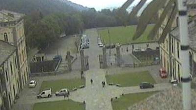 Tageslicht webcam ansicht von Biella: Santuario d'Oropa Santuario Oropa