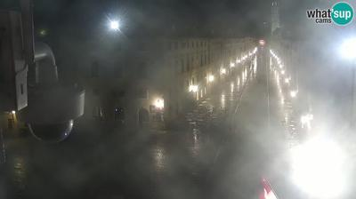 Current or last view from Ladnice: Dubrovnik, Stradun PTZ camera