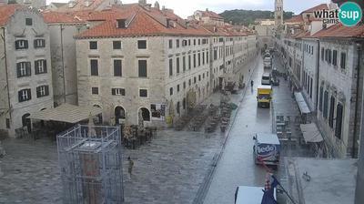 Ladnice: Dubrovnik, Stradun - PTZ camera
