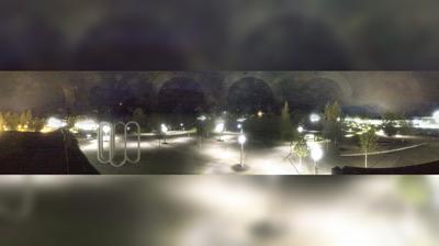 Vista actual o última desde Wattens: Swarovski Kristallwelten