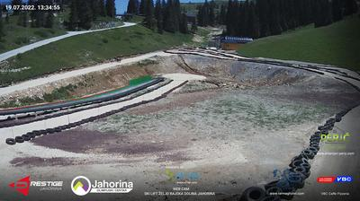 Daylight webcam view from Jahorina: Srpska