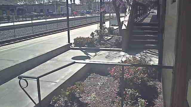 Webkamera Centerville District: Fremont/Centerville Rail Cam