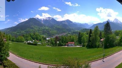 Gambar mini Webcam Bischofswiesen pada 9:59, Jan 23