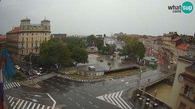 Rijeka: Tito square and Fiumara