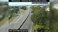 Brisbane City: Whinstanes - Gateway Motorway and Links Ave (North) - El día