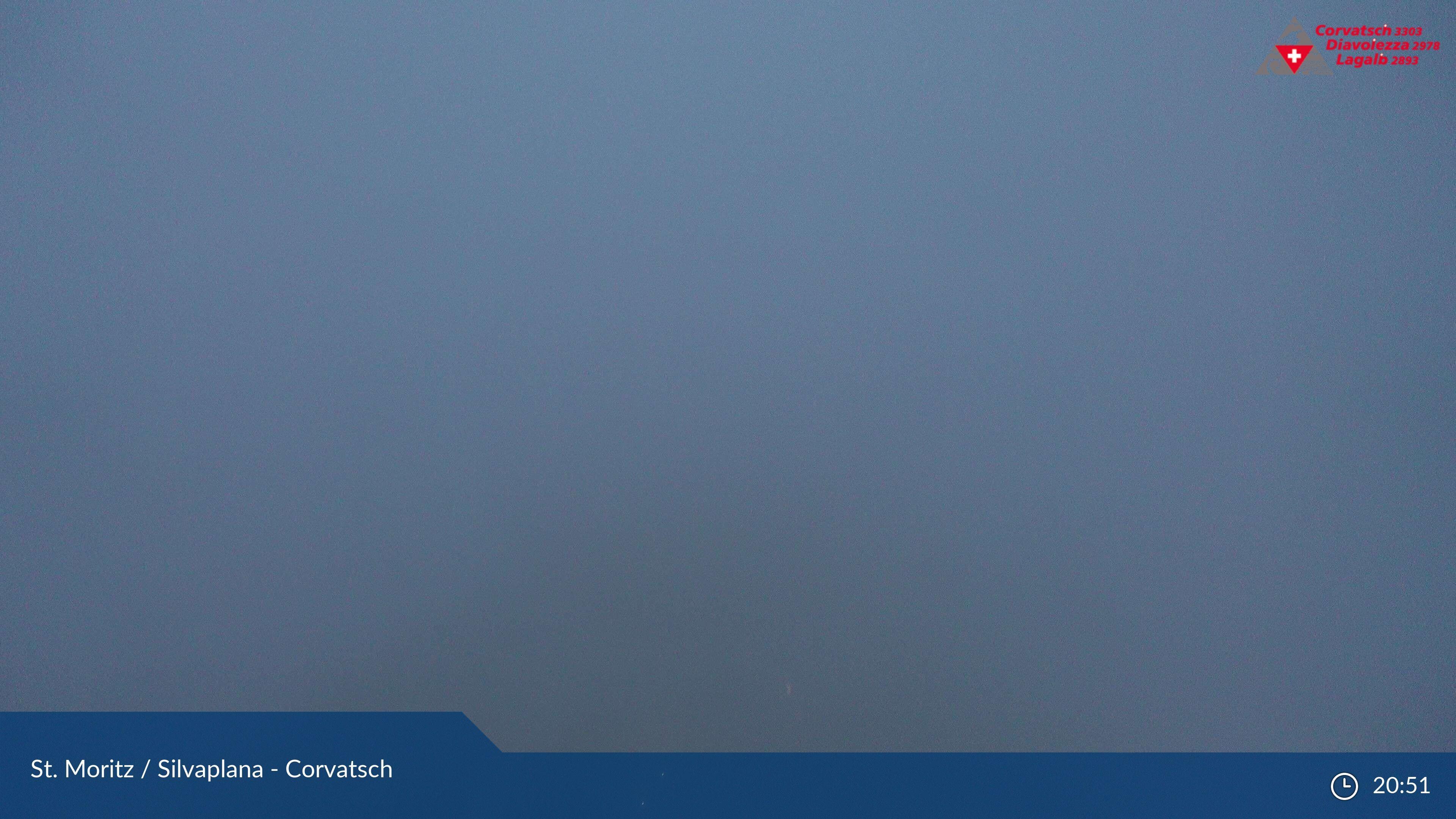 Silvaplana: Corvatsch - Corvatsch, Bergstation Corvatsch