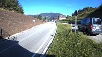 Castello-Molina di Fiemme: SP_km  comune di Castello Molina loc.Stazione - Innesto SS (corsia dx per Egna-Ora) - Actuales