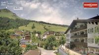Lech: Schmelzhof - ****Hotel - am Arlberg - Overdag