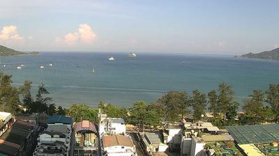 Webcam Patong: Tower Sea View