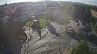 Rakovnik: WEBKAMERA - k?i?ovatka Na V�ze (ulice ?s.Legi�) - Recent