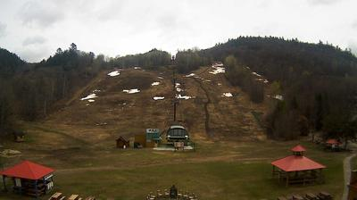 Webcam Mont Sainte-Marie › South: Mont Ste-Marie ski hill