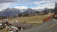Oberstdorf > West: Kornau - Blick Richtung: Gei�berg - Actuelle