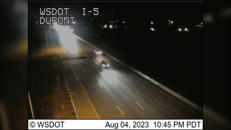 Webcam DuPont: I-5