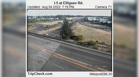 Durham: I- at Elligsen Rd - Current