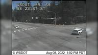Maple Valley: SR  at MP .: SE st St - Day time