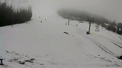 Webcam Istebna: Ośrodek narciarski Złoty Groń: kamera