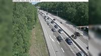 Viksater: Fornh�jden s�dra (Kameran �r placerad p� E/E S�dert�ljev�gen mellan Motorv�gsbron och trafikplats Moraberg och �r riktad mot Stockholm) - Day time