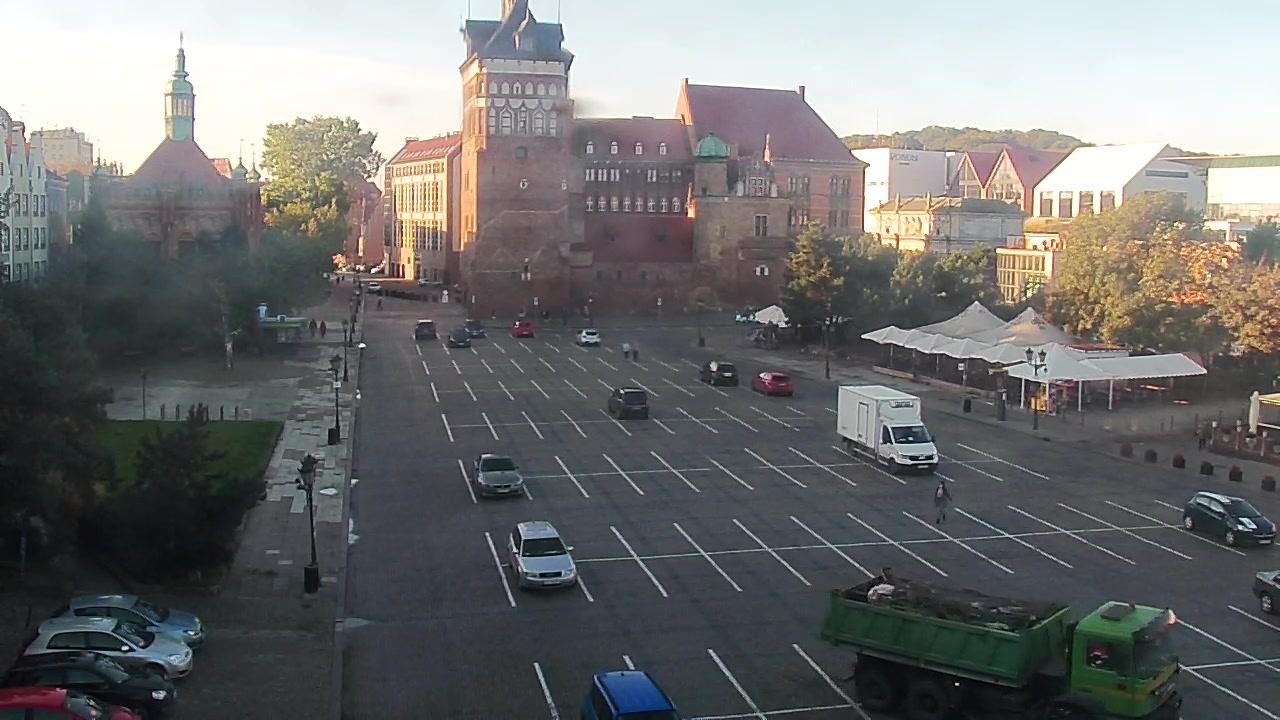 Webcam Gdańsk › West: Targ Węglowy