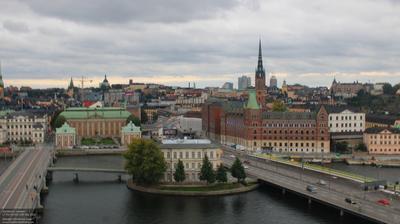 Stockholm: Sheraton - Hotel