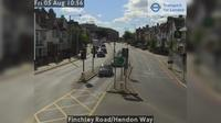 London: Finchley Road/Hendon Way - Actuales