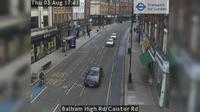 London: Balham High Rd/Caistor Rd - Actuelle