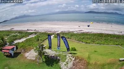 Daylight webcam view from Punta Chame