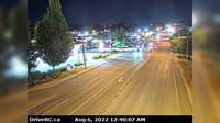 City of Langley > South-West: Hwy  at Fraser Hwy in Langley, looking southwest - Actuelle