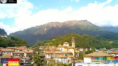 Vista de cámara web de luz diurna desde San Giovanni Bianco › North West
