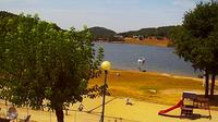 Montpeyroux: Camping La Romigui�re - Current