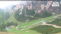 Calfosch - Kolfuschg - Colfosco: Calfosch - Impianti Colfosco Spa - Overdag