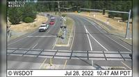 University Place › North: I- at MP .: JBLM Main Gate Rail Crossing - Current
